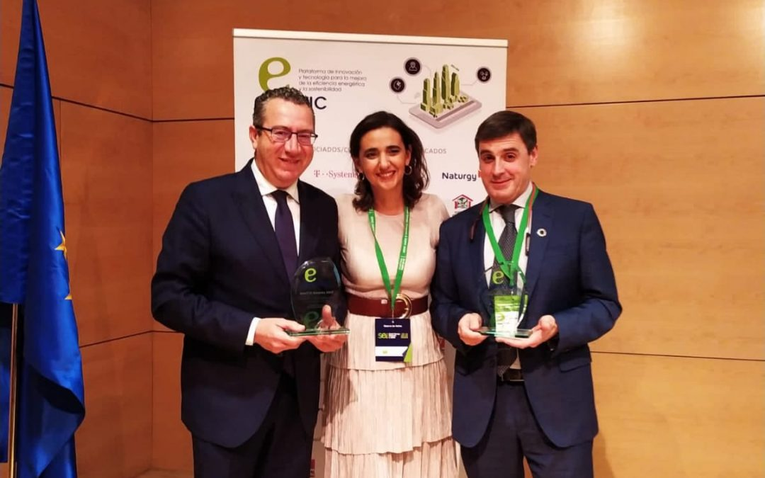 La Smart Office DTI, premiada en los 'enerTIC Awards'