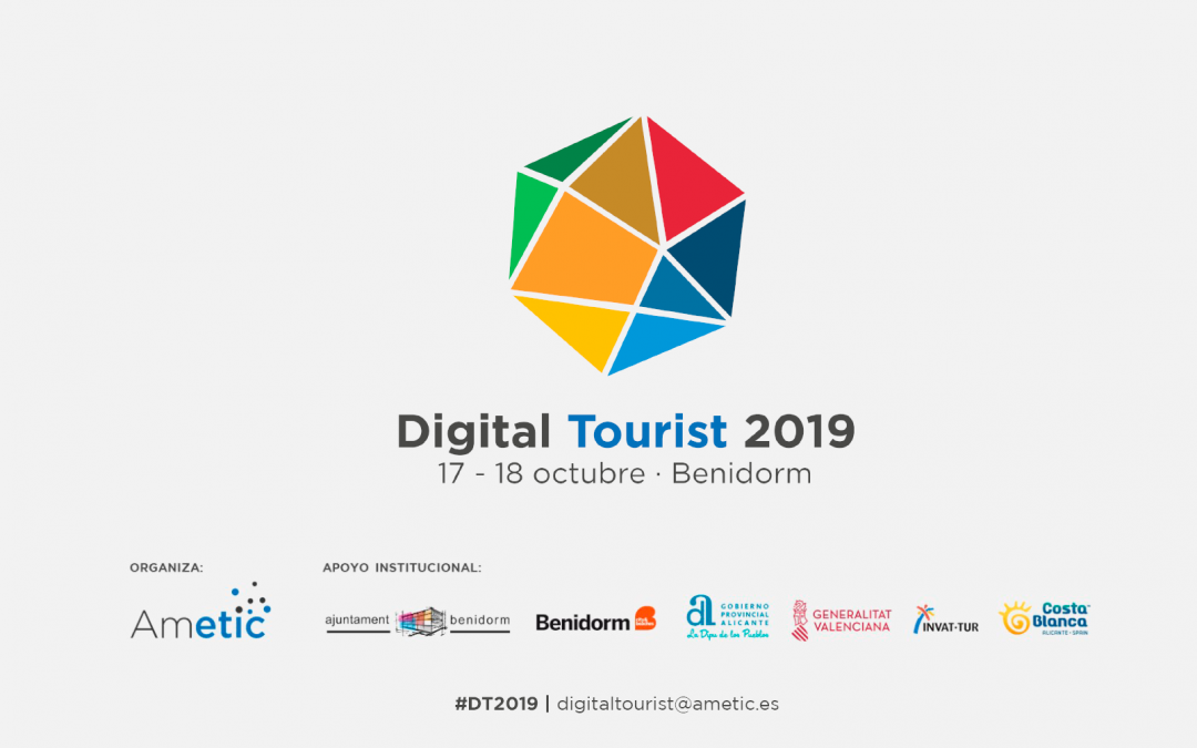 Inteligencia Turística en Digital Tourist 2019
